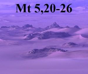 Mt 5,20-26