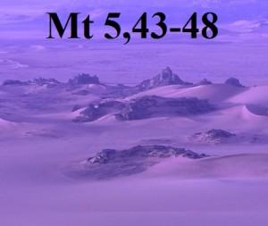 Mt 5,43-48