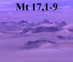 Mt 17,1-9
