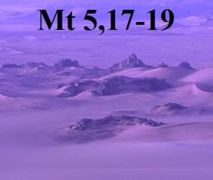 Mt 5,17-19