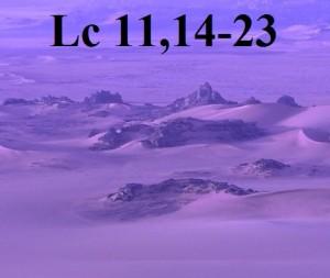 Lc 11,14-23