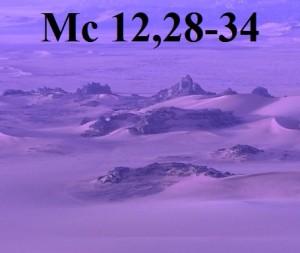Mc 12,28-34