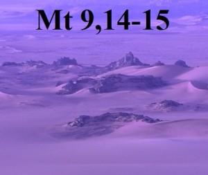 Mt 9,14-15