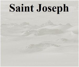 Saint Joseph (Mt 1, 16.18-21.24)