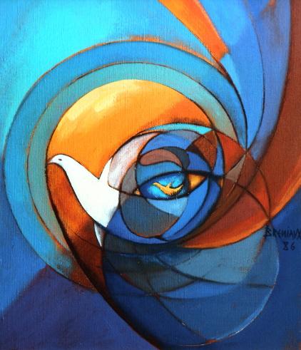 La colombe de la paix, Guy Breniaux