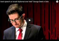 George Deek in Oslo