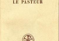 Le Pasteur d'Hermas